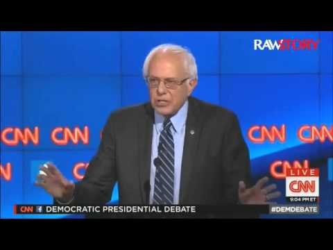 2016 Debate: Dem candidates discuss capitalism