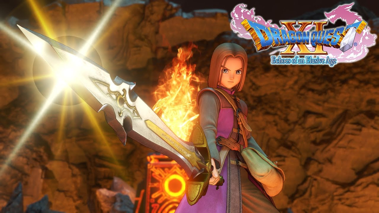 Buy DRAGON QUEST® XI: Echoes of an Elusive Age™ - Digital Edition of Light  from the Humble Store