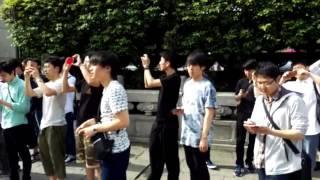 【台湾研修旅行】2日目、観光満喫中【NCC】