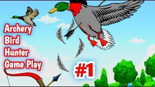 #1 Archery Bird Hunter Game Player😊😊😊 screenshot 3