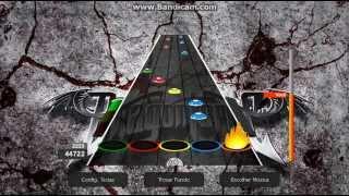 Rizki : Revolution Deathsquad - Dragonforce 100% FC Guitar Flash Hard/Dificil