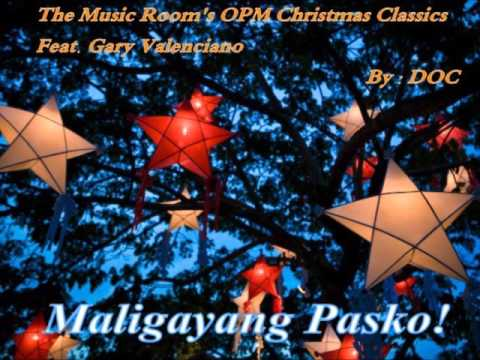 The Music Room's OPM Christmas Classics - Feat. Gary Valenciano By  DOC (12.22.12) mp3