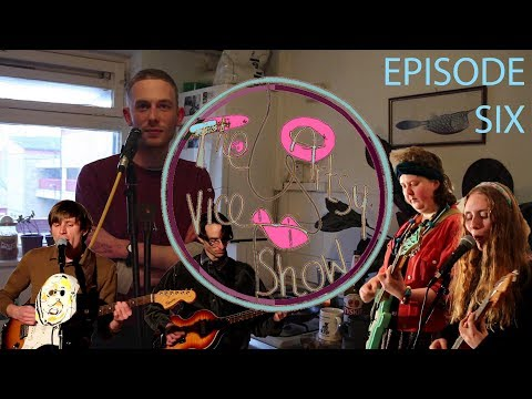 THE ARTSY VICE SHOW: EPISODE 6 (HAIRBAND, BUFFET LUNCH & THE COOL GREENHOUSE)