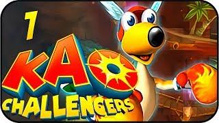 Kao Challengers - Episodio 1 - Gameplay 4K 60fps