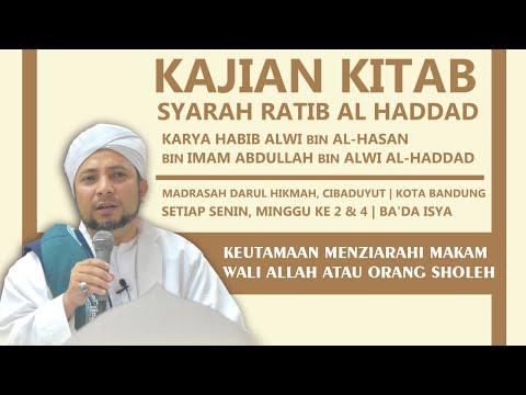 KEUTAMAAN MENZIARAHI MAKAM WALI ALLAH ATAU ORANG SHOLEH | HABIB UMAR ROFIQ BIN ALI AL BIN HAMID