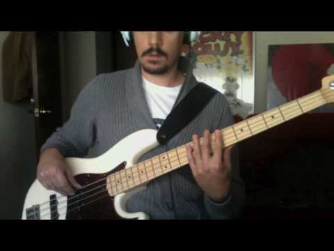 Stickshifts And Safetybelts (Cake) - Bass Cover