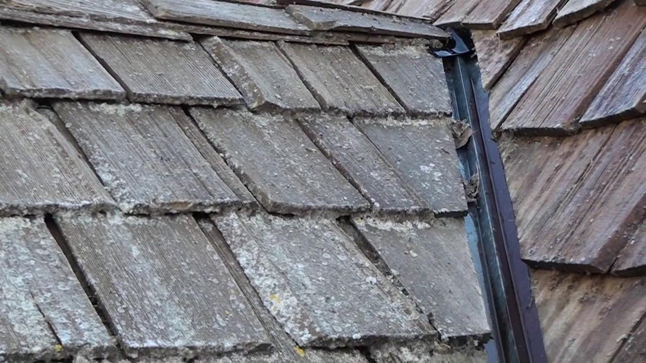 Repair Cedar Shingles Roof in Vancouver Cedar Shake Roof Leak – How To Fix A Roof Leak Shingles