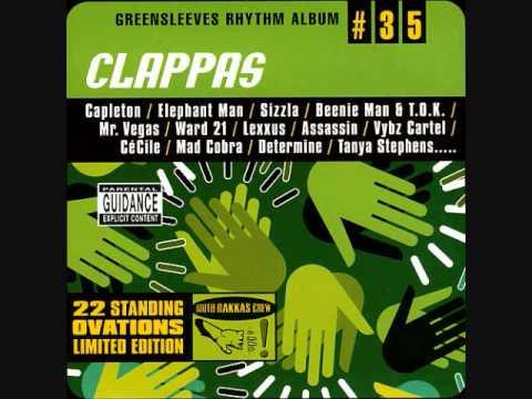 Clappas Riddim Mix (2003) By DJ.WOLFPAK