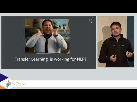 Image from Keynote: Transfer Learning - Entering a new era in NLP