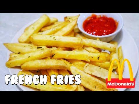Resep Rahasia!! Kentang Goreng Renyah ala KFC #dirumahaja.