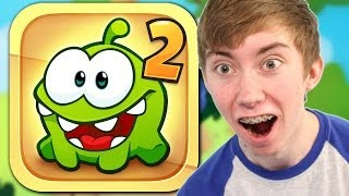 CUT THE ROPE 2 - Part 1 (iPhone Gameplay Video)