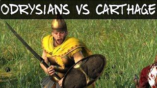 Total War Rome 2 Online Battle 175 Odrysians vs Carthage