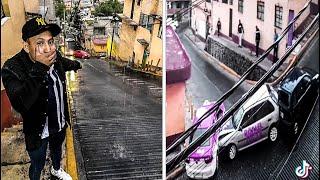 La calle más PELIGROSA ⚠️ de Mexico 🇲🇽 | Yulay