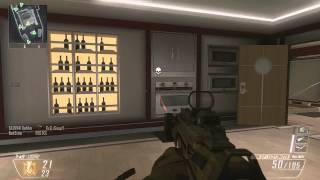 Black Ops 2 - Multiplayer Gameplay - Team Deathmatch - Hijacked Map