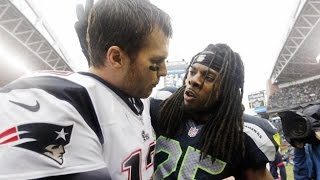 Tom Brady & Richard Sherman