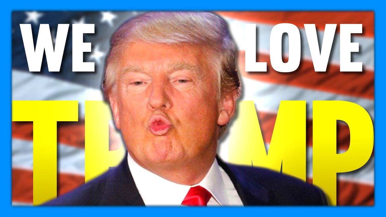 Image result for we love trump