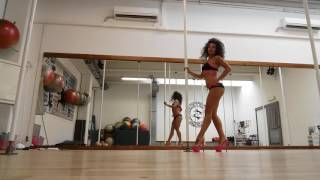 Video Entry Exotic Pole dance Contest 2016_Angela Ferraretto