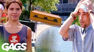 Best of Water Pranks | Just For Laughs Compilation