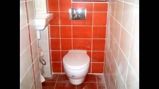 Плитка для туалета: фото-подборки(Фото-подборки вариантов плитки для туалета Подробнее: http://keramtile.ru/poleznye-sovety/plitka-dlya-tualeta.html Справочник