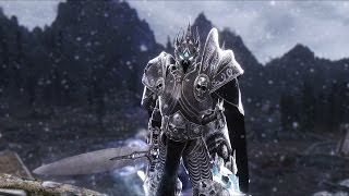 Skyrim: I am The Lich King! (4K)