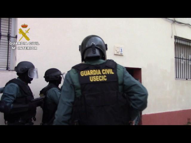 Operación Mórok en Ceuta