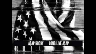 Asap Rocky - Ghetto Symphony Official Instrumental