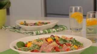Crosse & Blackwell Tangy Salami Pasta Salad