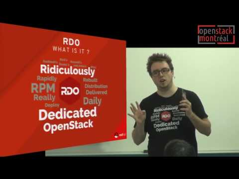 OpenStack Montreal | The CI involved in making RDO happen