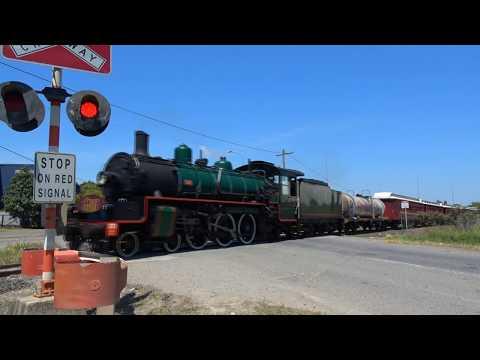 BB18 ¼ 1079 - Steam Train Sunday - Pinkenba Branch - 4/11/2018