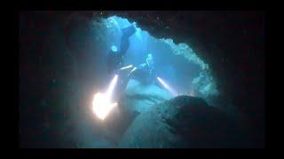 제주도 스쿠버다이빙 여행 - 칼동굴(underwater…
