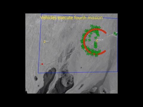 Pentagon conducted tests the autonomous drone systems - Perdix