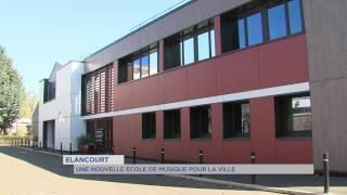 Elancourt : l'école de musique en chantier
