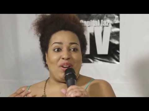 Chantae Cann Interview - 2016 Capital Jazz Fest