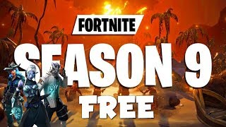 Fortnite Season 9 Battle Pass.. (NEW Overtime Challenges LEAKED)