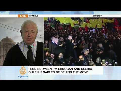 Turkey tightens control over judiciary