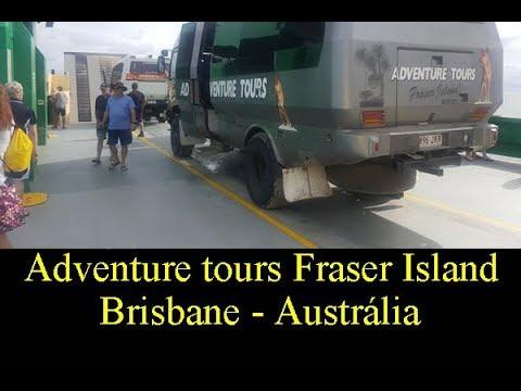 Adventure Tours Fraser Island - Brisbane - Austrália