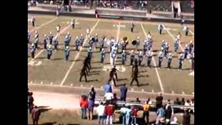 CSRA Classic Battle of the Bands: Savannah High Marching Blue Jackets (2003)