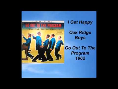 Oak Ridge Quartet   Go Out To The Program 1962 Full Album