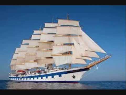 Hoch die Segel ( I am sailing )deutscher Text: I. Ingwersen