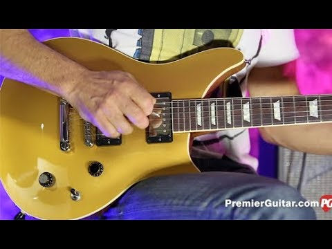 Review Demo - Gibson Modern Double Cut Standard