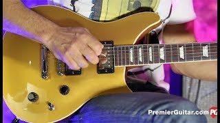 Review Demo - Gibson Modern Double Cut Standard ギブソン 検索動画 37
