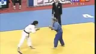 Ronda Rousey's First Judo Fight