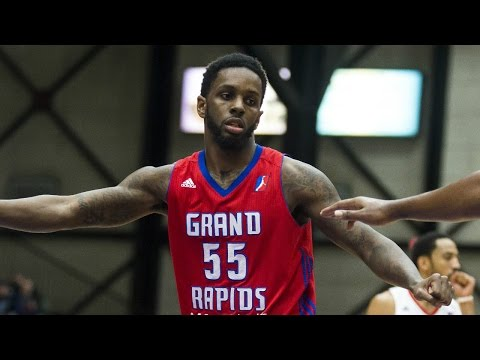 Kevin Murphy NBA D-League Highlights: February 2017