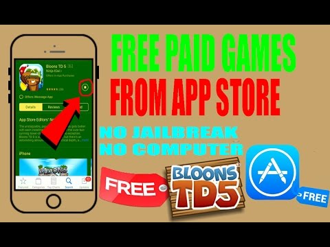 Get Bloons Td 5 Free Download From App Store No Jailbreak