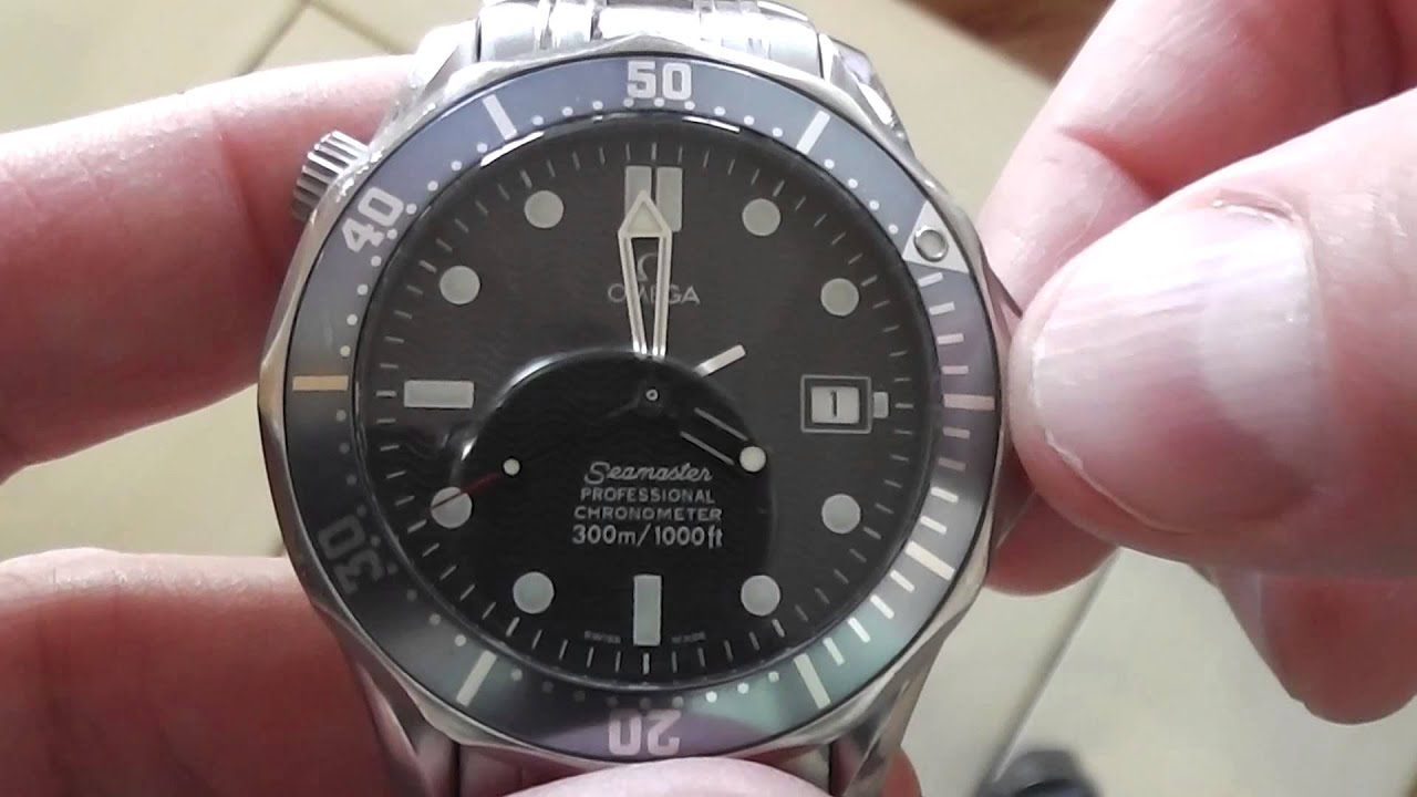 How to Set Time & Date on an Automatic Watch