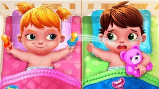Fun Care Kids Games - Take Care Of Baby Twins - Baby care Game For Kids and Families