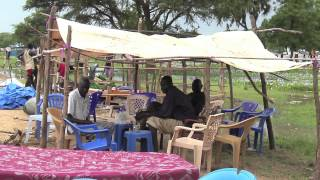 WorldLeadersTV: SOUTH SUDAN: RIVER NILE FLOODS, THOUSANDS DISPLACED FROM HOMES