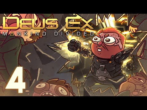 Deus Ex: Mankind Divided [Part 4] - Richard's Cult of Personality