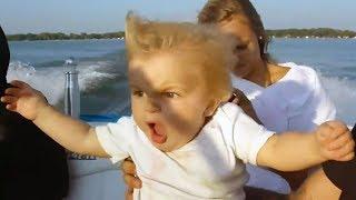 Pourquoi ne pas rire à ce plus drôle Vidéos enfants? - Meilleurs bébés drôles jamais!