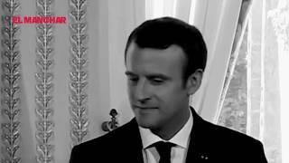 """""""Cher bibi""""... Il y a de l'amour entre Macron et Netanyahou"""
